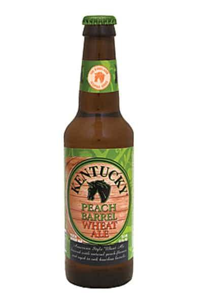 Kentucky Peach Barrel Wheat