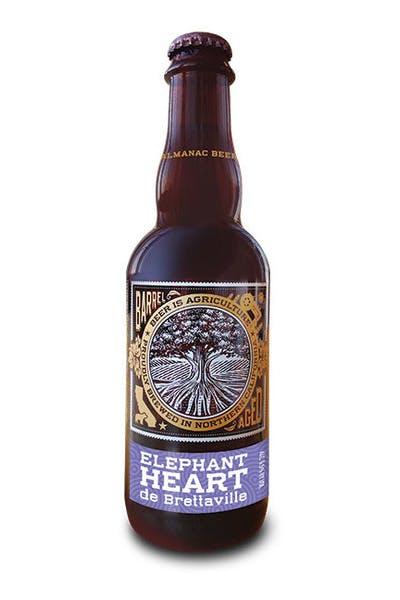 Almanac Elephant Heart De Brettaville