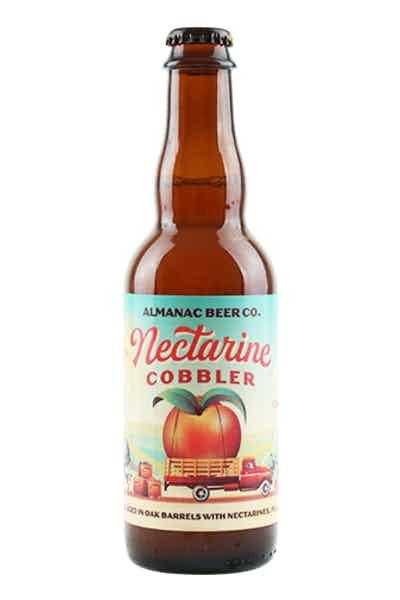 Almanac Nectarine Cobbler