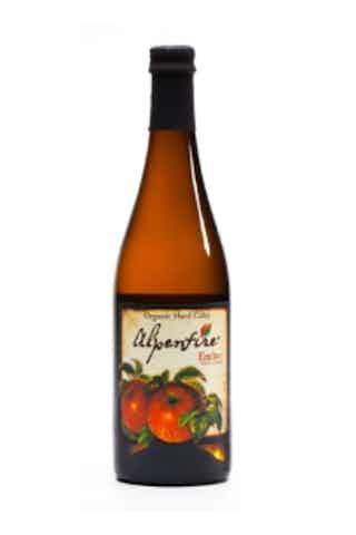Alpenfire Organic Ember Bittersweet Cider