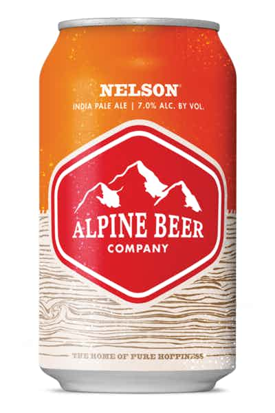 Alpine Beer Co. Nelson IPA