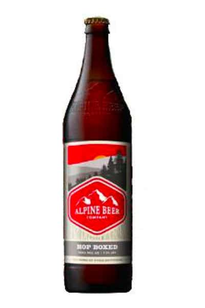 Alpine Beer Hop Boxed IPA