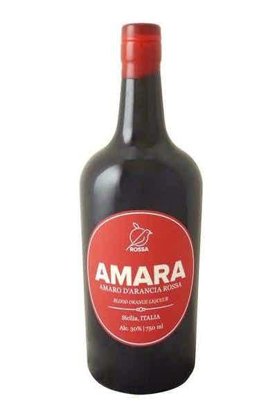 Amara Sicilian Blood Orange Liqueur