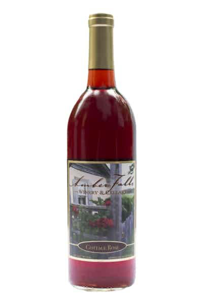 Amber Falls Winery Cottage Rose