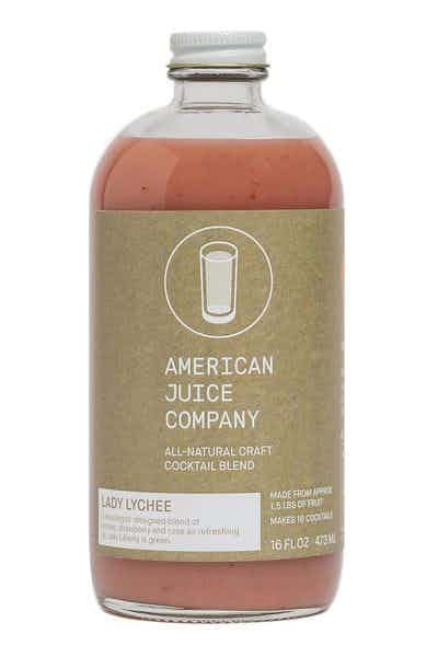 American Juice Co. The Lady Lychee