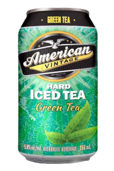 American Vintage Hard Green Tea
