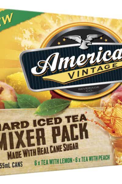 American Vintage Hard Iced Tea Mixer Pack