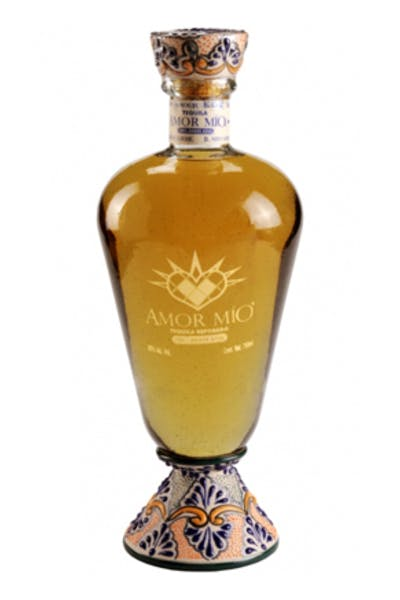 Amor Mio Anejo Tequila