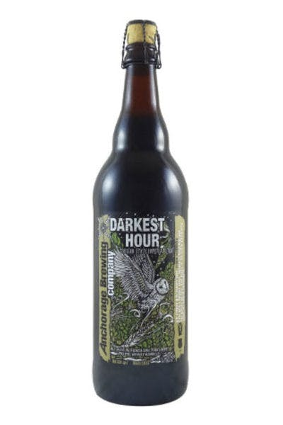 Anchorage Darkest Hour Imperial Stout