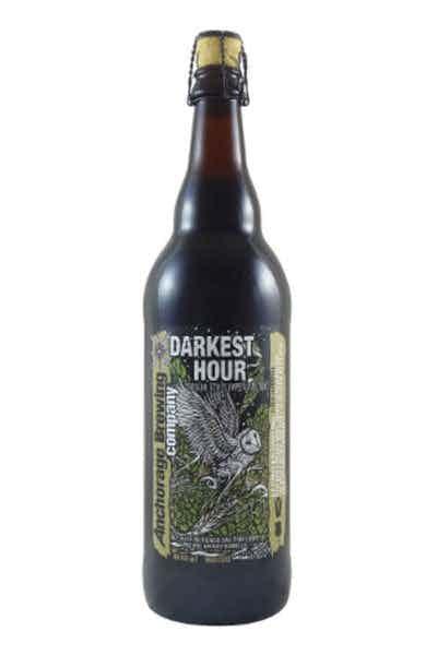 Anchorage Darkest Hour Imperial Stout