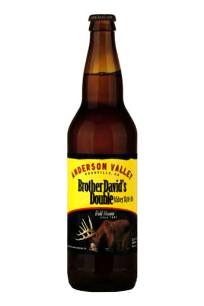 Anderson Valley Brother David's Double Abbey Style Ale