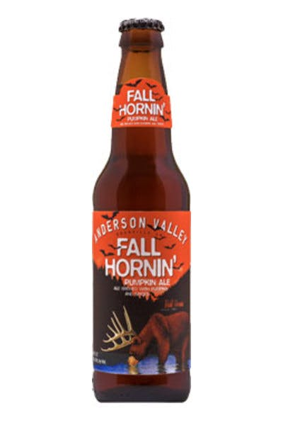 Anderson Valley Fall Hornin Pumpkin