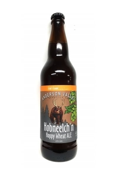 Anderson Valley Hobneelch'n Hoppy Wheat