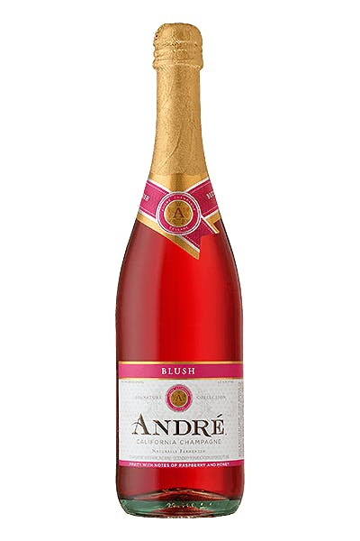 Andre Blush California Pink Champagne