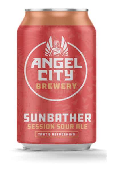 Angel City Sunbather Session Sour Ale