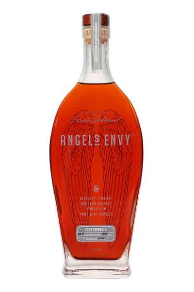 Angel's Envy Cask Strength Bourbon Whiskey