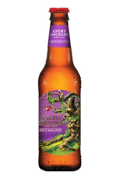 Angry Orchard Hop'n Mad Apple Hard Cider