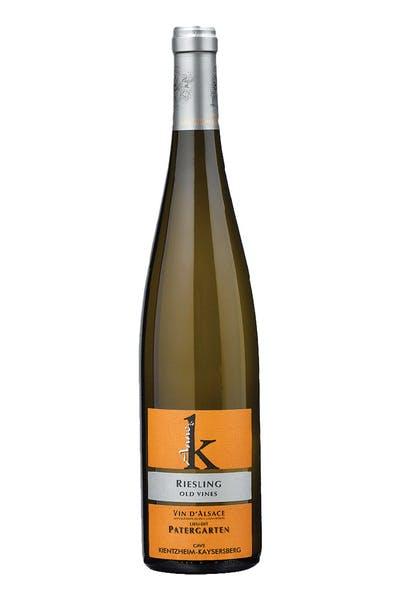 Anne De K Riesling Patergarten Vieilles Vignes