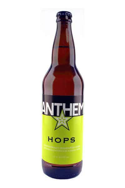 Anthem Hops Cider