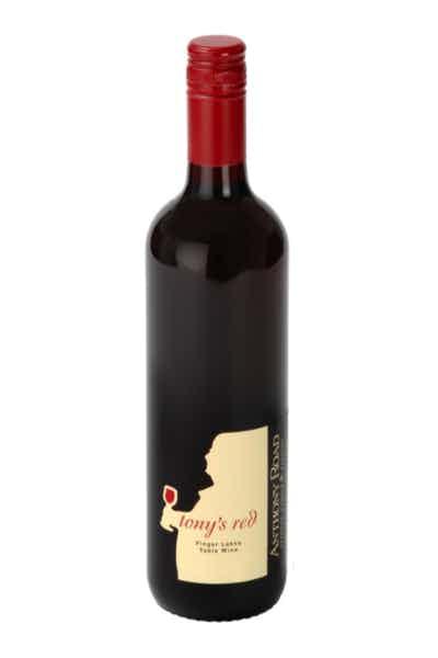 Anthony Road Wine Tony's Red Table Wine