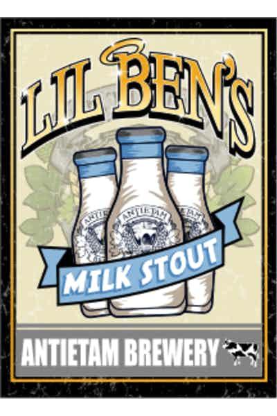 Antietam Brewery Lil Ben's Milk Stout