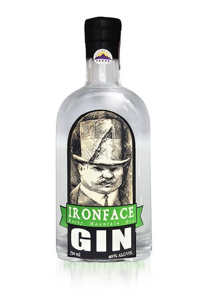 Anvil Distillery Ironface Gin