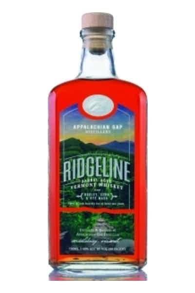 Appalachian Gap Ridgeline Vermont Whiskey