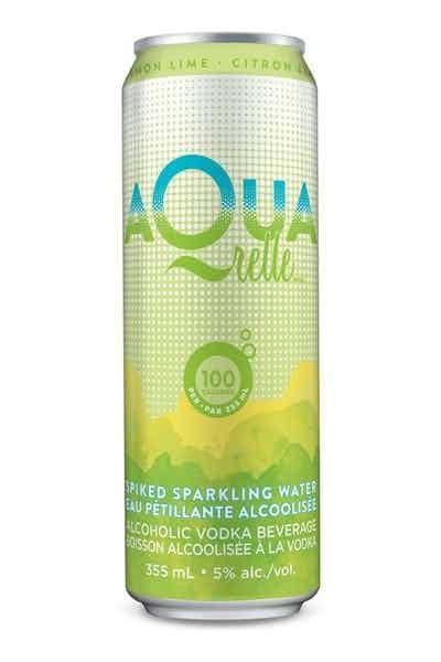 Aquarelle Lemon Lime Hard Sparkling Water