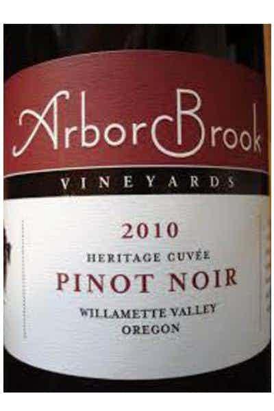 Arbor Brook Pinot Noir Heritage Cuvee