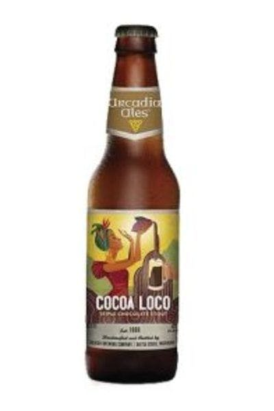 Arcadia Ales Cocoa Loco Triple Coffee Stout