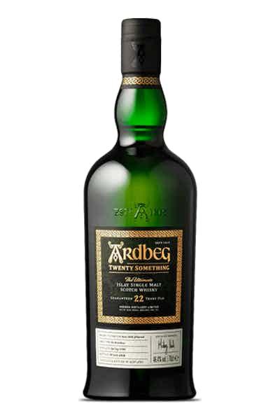 Ardbeg Twenty Something 22 Year Scotch