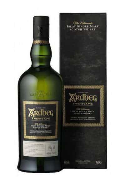 Ardberg 21 Year