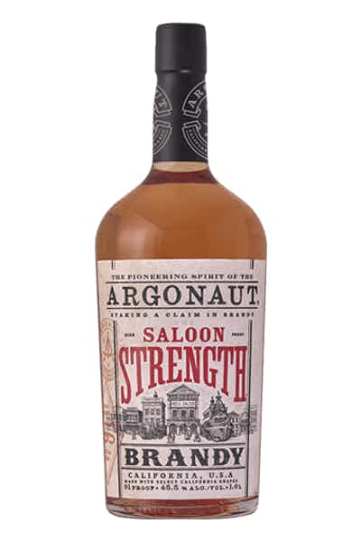 Argonaut Brandy Saloon Strength