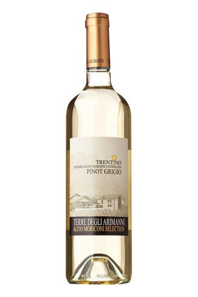 Arimanni Pinot Grigio Trentino