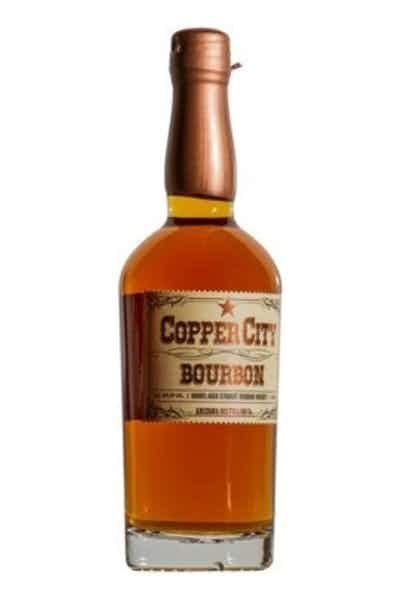 Arizona Distilling Copper City Bourbon