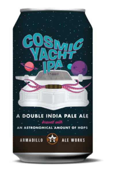 Armadillo Ale Works Cosmic Yacht