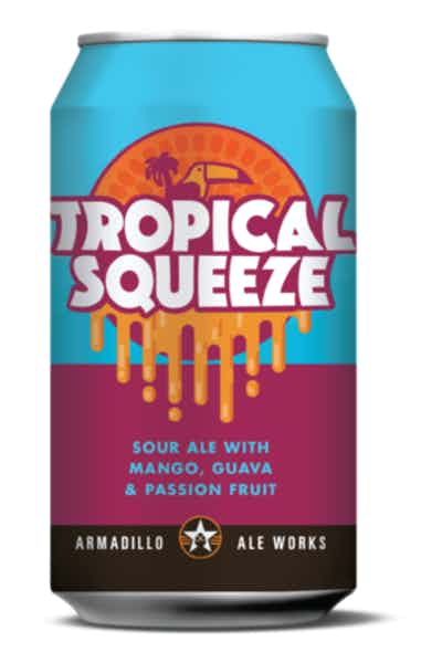 Armadillo Ale Works Tropical Squeeze