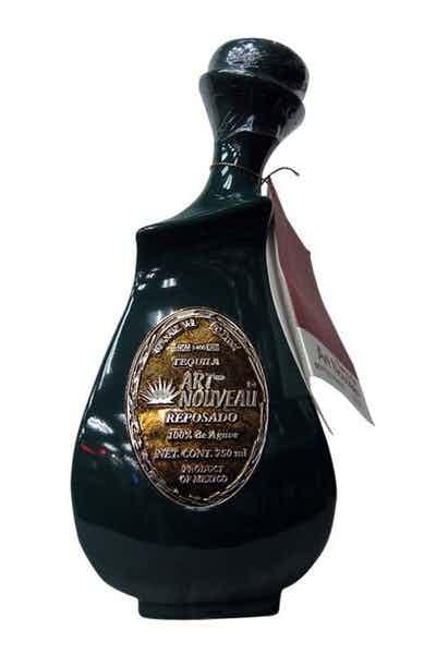 Art Nouveau Tequila Repasado