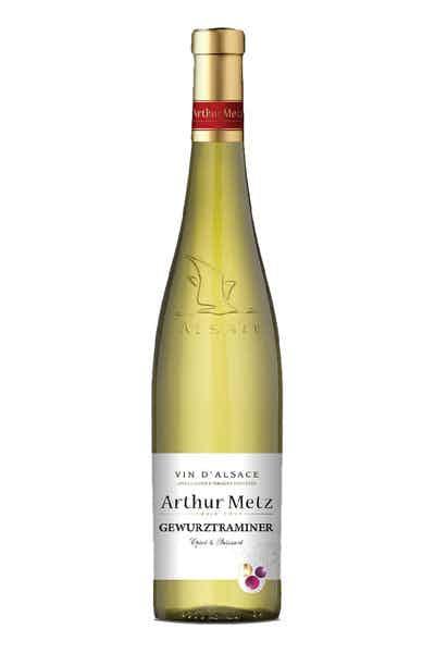 Arthur Metz Gewurztraminer