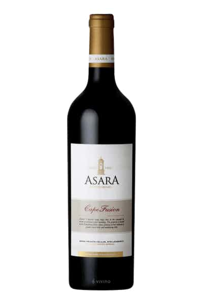 Asara Cape Fusion Pinotage Red Blend