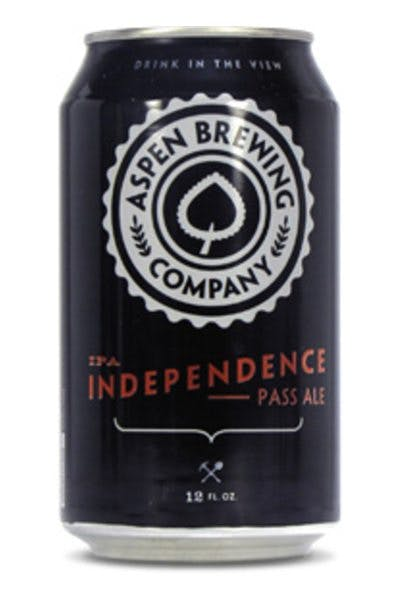 Aspen Brewing Independence Pass Ale