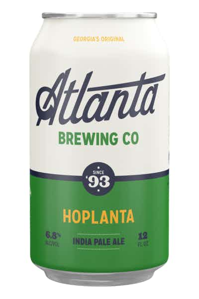 Atlanta Brewing Hoplanta West Coast IPA