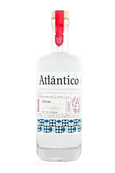 Atlántico Rum Platino