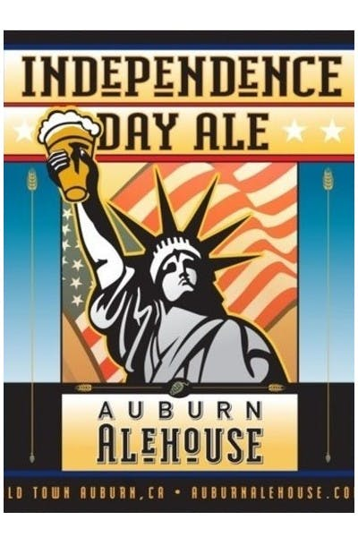 Auburn Alehouse Independence Day Ale