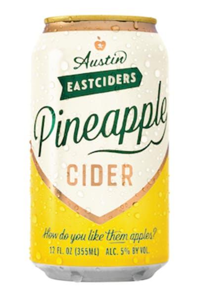 Austin Eastciders Texas Pineapple