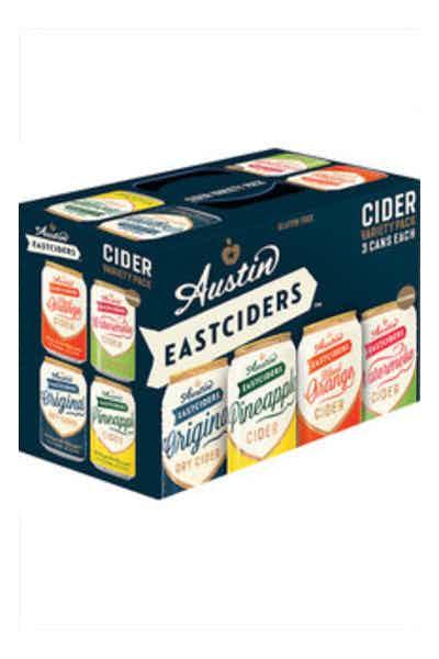 Austin Eastciders Cider Variety Pack
