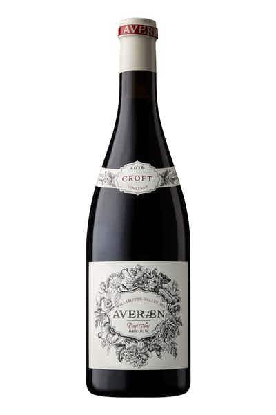 Averaen Croft Vineyard Pinor Noir