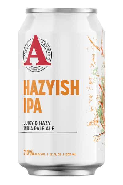 Avery Hazyish IPA