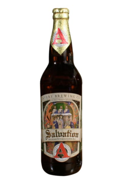 Avery Salvation Ale