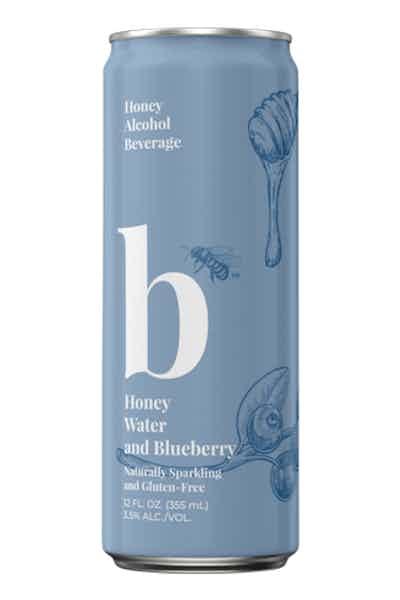 B Honey Water Blueberry